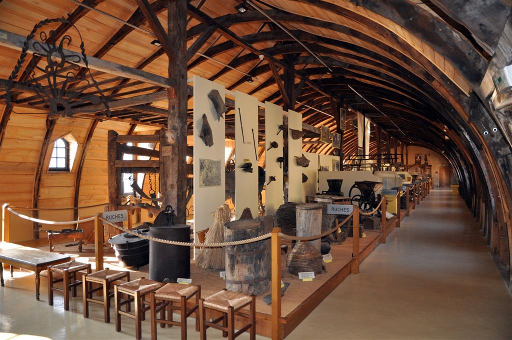Photo du Musée de Salles-la-Source