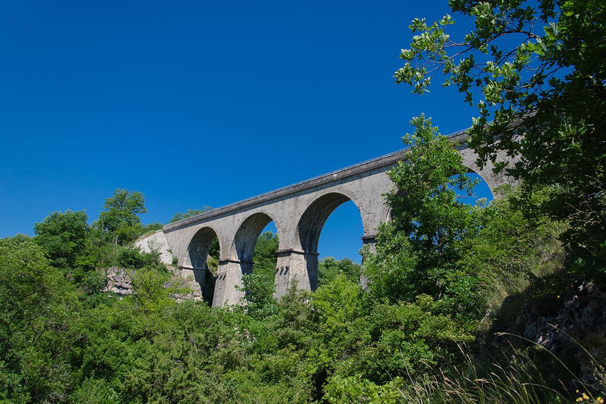 Le pont de Cadoul