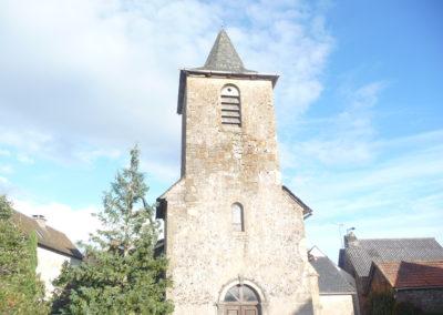 Sauvegarde de l'église de Mondalazac