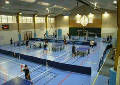Tennis de Table Vallon
