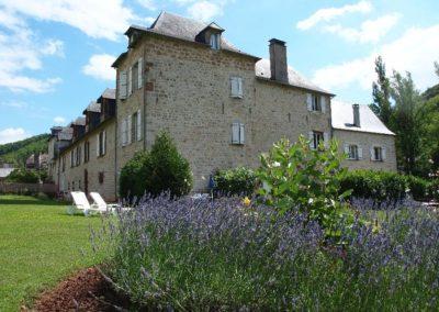La demeure du Comte à Cougousse