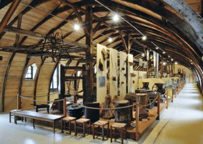 Aide à la création du Musée