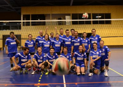 Vallon Causse Volley