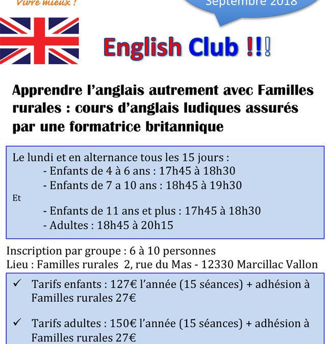English Club