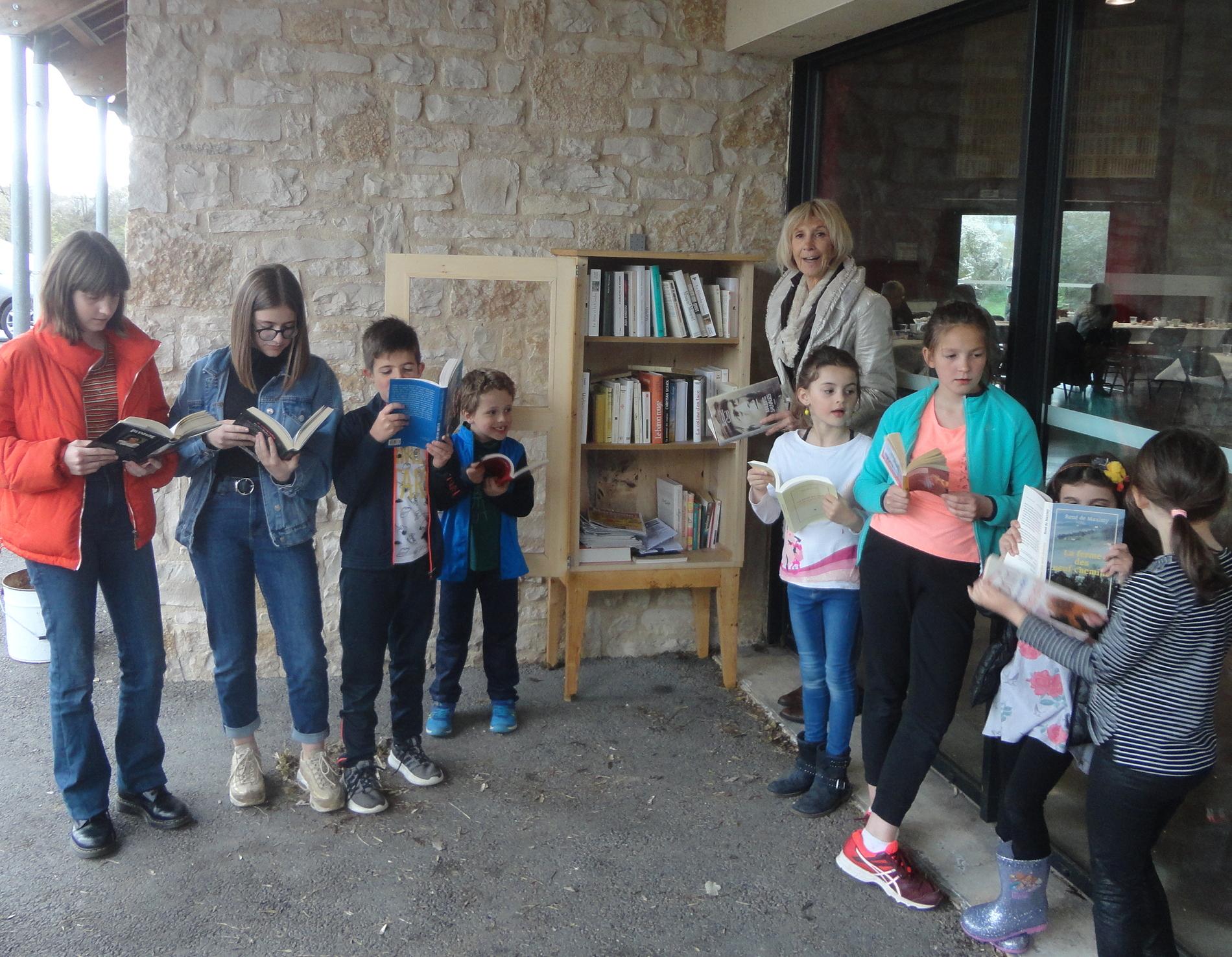 Souyri: boîte à lire
