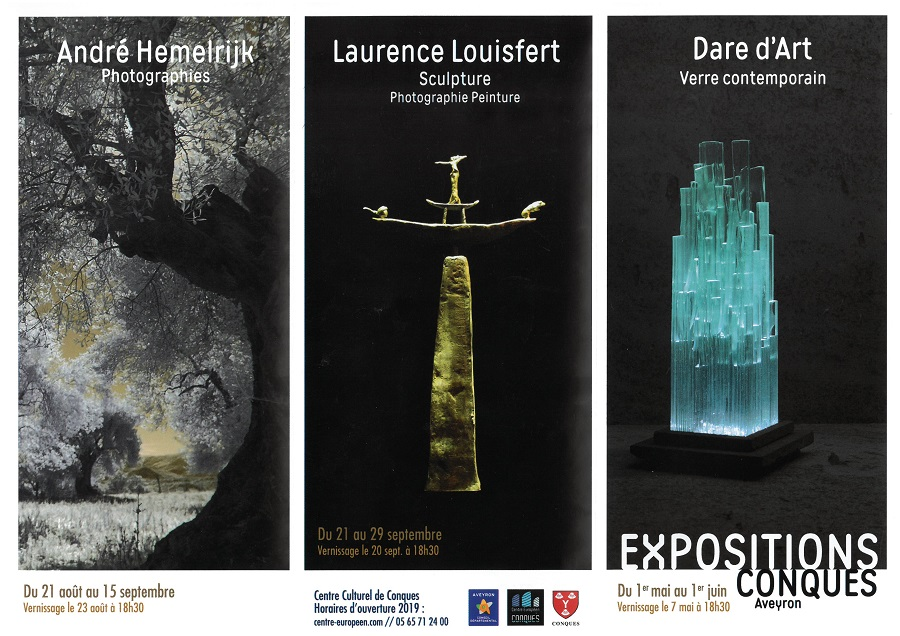 Expositions Conques