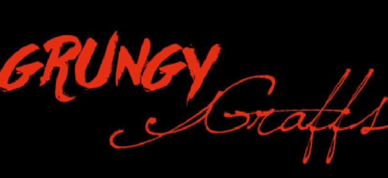 GRUNGY GRAFFS