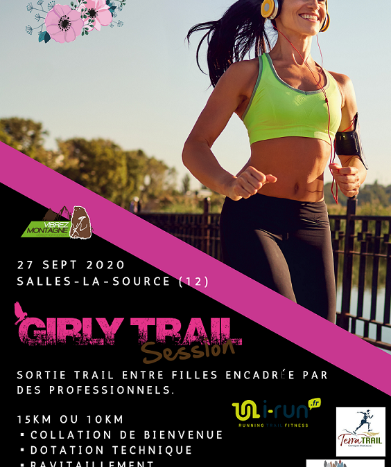 Girly Trail Session 27 septembre 2020